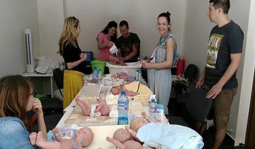 курс за бременни